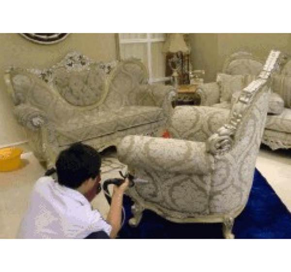 沙發窗簾清洗